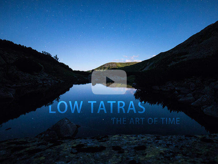 Low Tatras The Art of Time 4K